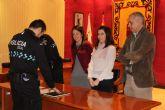 Un nuevo agente se incorpora a la plantilla de la Polic�a Local de Bullas tras una permuta