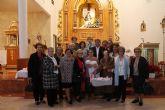 La Asociación de Viudas 'Torre del Rame' celebra la festividad de La Candelaria