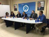 Junta directiva del PP de Molina de Segura