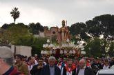 San Blas se instaló en su ermita en un multitudinario día de romería