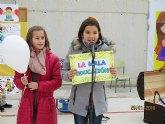 El colegio La Cruz celebró un emotivo acto con motivo del Día Escolar de la No Violencia Y la Paz (DENYP)
