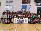 La Fase Local de Jugando al atletismo de Deporte Escolar contó con la participación de 71 escolares