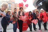 El Ayuntamiento y las asociaciones empresariales fomentarán las compras en San Valentín con la campaña 'Enamórate del comercio de Puerto Lumbreras'