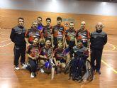 El 'Bádminton Las Torres', subcampeón del Regional de clubes