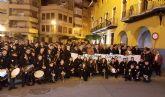 Violante Tomás participa en Alcantarilla en la marcha por la vida