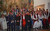 El consejero de Presidencia y Fomento participa en la romería de San Blas de Santiago de la Ribera