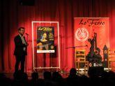 'El cante de Evaristo Cuevas da brillo al cartel de la 40ª edición del Festival de Lo Ferro'