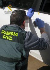 La Guardia Civil detiene a una docena de personas en San Javier relacionadas con robos en vehículos
