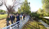 El Ayuntamiento inicia la reforma de los más de 16.000 m2 del jardín de Fofó