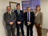 El magistrado José Ricardo de Prada inaugura el Master en Derecho Penal Internacional y Cooperación Jurídica Internacional de la UCAM