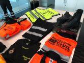 Protección Civil adquiere nueva equipación y material de emergencias