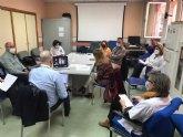 El comit� Covid de la zona b�sica de salud analiza los datos de Alhama y Librilla