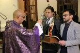 La Hermandad de la Oración en el Huerto organizó una misa con motivo de su 85 aniversario