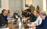 El concejal de Cultura, David Martínez asistió a la Comisión de Cultura  de la FEMP en la que representa a la Región de Murcia