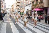 Desfile de peñas visitantes y concurso de disfraces para cerrar el carnaval 2017