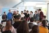 """Cerca de 120 Corresponsales Juveniles asisten en Archena al """"Encuentro Intermedio de Formación en Redes Sociales"""""""
