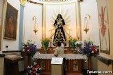 Muchos vecinos mostraron su devoción al Cristo de Medinacelli