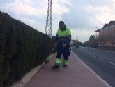 Ponen en marcha una campaña especial de limpieza de excrementos y orines de perros en la vía pública