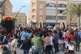 Disfraces, música e hichables en el carnaval infantil de San Pedro del Pinatar