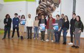 Pedro Martínez Fernández, gana el I Certamen Artístico Juvenil de San Pedro del Pinatar