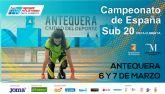 Antequera, sede del Nacional Sub20