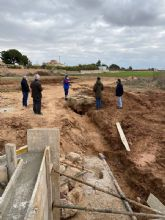 MC impulsará que se subsanen las deficiencias detectadas en las obras de ampliación de la red de pluviales de El Albujón
