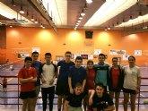Este fin de semana los jugadores absolutos y sub17 del club bádminton Totana se desplazaron hasta la localidad de Alhaurín de la Torre (Málaga)