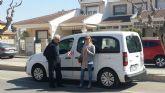 El Ayuntamiento mejora la seguridad en los vehículos municipales con un nuevo sistema de seguridad vial