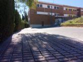 Mejoran los accesos al CEIP San José para facilitar la accesibilidad al centro de la comunidad educativa