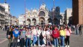Nuevo encuentro Erasmus + del CEIP La Aceña en Italia