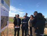 Agricultura contrata el acondicionamiento de nueve caminos rurales en los municipios de �guilas, Caravaca, Alhama y Puerto Lumbreras