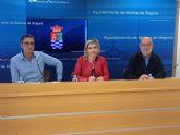 El Ayuntamiento de Molina de Segura presenta el convenio firmado con la Asociación Pro Música de la localidad para la promoción de actividades musicales durante 2019