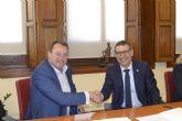 La Universidad de Murcia y el Ayuntamiento de Ceutí firman un convenio para crear una sede permanente en el municipio
