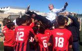El infantil del Atlético Torreño ya es de Primera División a falta de cuatro jornadas