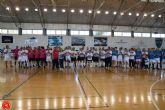 El Homenaje a las Leyendas del Fútbol Sala de San Pedro del Pinatar reunió a cerca de 100 jugadores