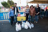 Acto solidario para ayudar a las v�ctimas del terremoto de Ecuador