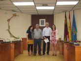 Juan Jos� L�pez toma posesi�n como auxiliar del Museo Los Baños