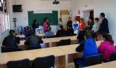 'Proyecto Abraham' inicia un curso de alfabetización en Las Torres de Cotillas