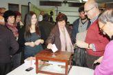 Militantes y simpatizantes de IU en Totana votaran de forma presencial la ratificaci�n o rechazo del Acuerdo con Podemos