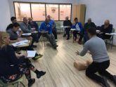 T�cnicos de la Concejal�a de Deportes aprenden el uso y gesti�n de los desfibriladores