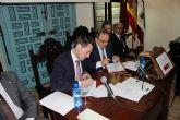 Cehegín ya es Sede Permanente de la Universidad de Murcia gracias a la firma de un convenio entre el rector de la entidad y el alcalde del municipio