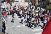 Luto oficial de dos días, minuto de silencio y banderas de Archena a media asta, el homenaje del pueblo de Archena al vecino asesinado