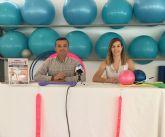 La Gimnasia Rítmica de la Región se cita el 6 de mayo en San Javier con motivo del I Torneo de liga Mar Menor de San Javier