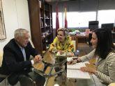 Educación realizará obras de mejora en el  colegio de Ojós