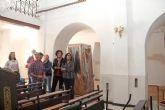 Comienzan las obras de acondicionamiento de la Iglesia del Carmen en Góñar