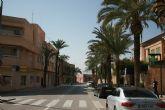 Se aprueba el espacio de la avenida de Lorca como itinerario urbano saludable en el municipio de Totana