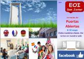 Jornada de Puertas Abiertas - Escuela Oficial de Idiomas