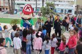 La nueva edición de 'Nos vemos en el parque' arranca con una gymkana en el parque del Mar de Lo Pagán