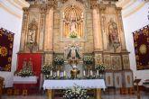 Misa de Bienvenida a Ntra. Sra. la Virgen de la Esperanza de Calasparra