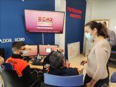 Finaliza el curso de operador de mando y control en emergencias 112 RM en Protección Civil Torre Pacheco